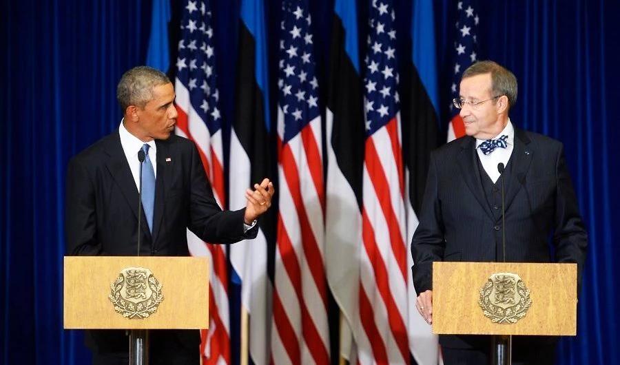 USA presidendi Barack Obama pressikonverents
